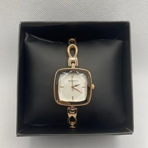 Rebirth woman's watch, rose gold colour, stainless